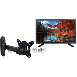 "Supersonic SC-2211 22"" LED 12 Volt AC/DC Widescreen HDTV Tel"
