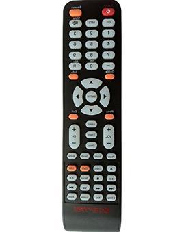 Sceptre X32 TV/DVD Combo Remote Control for E165BDHD E195BDS