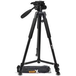 60-Inch Pro Series Full Size Camera/Video Tripod for all Cam