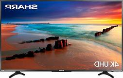"Sharp 55"" LED 2160p Smart 4K Ultra HD TV Roku TV"