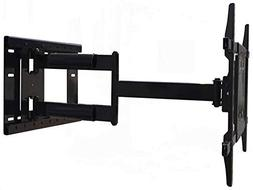 Professional Smooth Articulating LED TV Arm Mount for Samsun