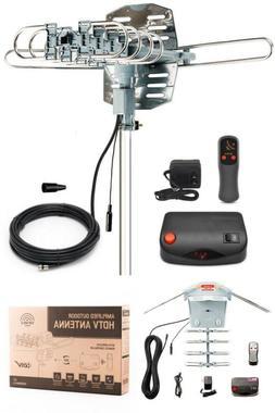 InstallerParts Snap On Amplified Outdoor HDTV Antenna - 150