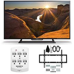 Sony KDL-40R510C - 40-Inch Full HD 1080p Smart LED TV Slim F