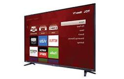 "TCL 55US57 55"" 4K Ultra HD 2160p 120Hz Roku Smart LED HDTV"