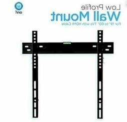 Tilting TV Wall Mount Bracket Kit 19 To 60 Inch HDMI Cable T