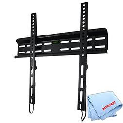 "Tilting Ultra Slim Flat Screen TV Wall Mount for 23""-56"" TVs"