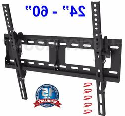 Tilting LCD LED ultra HD TV Wall Mount Bracket 32 37 39 40 4