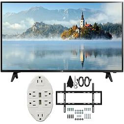 LG 43 inch Full HD 1080p LED TV 2017 Model  with Deco Mount