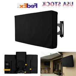 Outdoor TV Cover For Flat Screens Weatherproof Television Pr