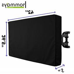"Outdoor TV Covers 40""-42"" Waterproof Universal Protector LCD"