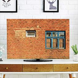 iPrint LCD TV dust Cover Customizable,Industrial Decor,Disca