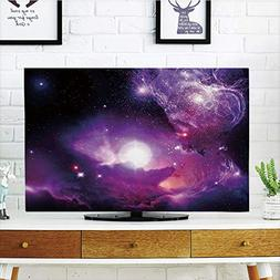 LCD TV dust Cover Strong Durability,Space Decorations,Fantas