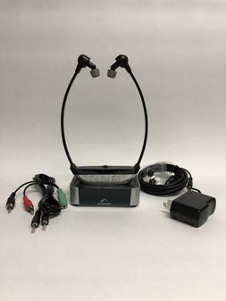 Pegasus TV Ears Wireless TV Headset TV Hearing Aid Rechargea