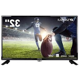 """SANSUI TV LED Televisions 32"""" 720p TV with Flat Screen TV, H"""