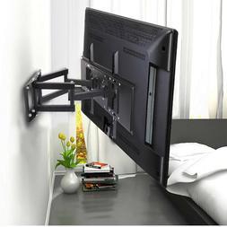 TV Mount Full Motion with Sliding Design for TV Centering Ar