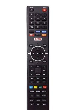 New TV Remote fit for Element 4K Smart E4SJ5516H ELEFJ322S E