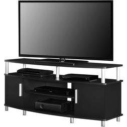TV Stand Console Entertainment Media Center Storage Furnitur