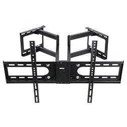 Sunydeal TV Wall Corner Mount Bracket for 30 - 65 inch Samsu