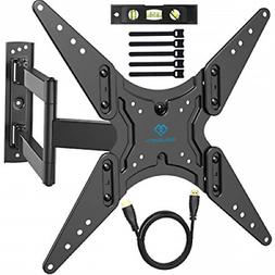 "PERLESMITH TV Wall Mount for 23-60""TVs with Swivel & Exten"