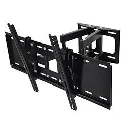 Tilt Swivel Full Motion Articulating TV Wall Mount Bracket f