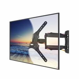Full Motion TV Wall Mount Bracket Swivel  32 42 50 55 inch L