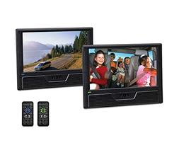 "RCA 9"" Twin Screen Mobile DVD Player DRC772989DE22"