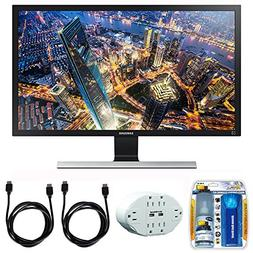 """Samsung 28"""" UHD LED-Lit Monitor  with 2x General Brand HDMI"""