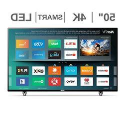 Philips 50-Inch 4K UHD TV