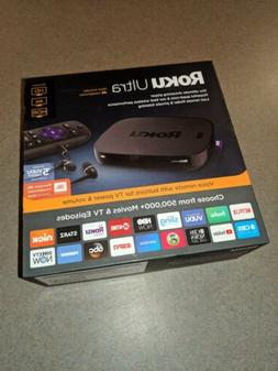 Roku Ultra HD 4K HDR Streaming Media Player 2017 Edition 466