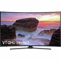 "Samsung UN55MU6500 Curved 55"" 4K Ultra HD Smart LED TV"