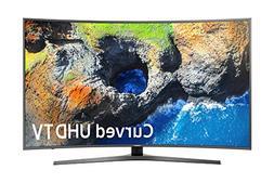 "Samsung UN55MU7500FXZA 54.6"" Curved 4K Ultra HD Smart LED TV"