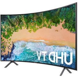 """Samsung UN55NU7300 55"""" NU7300 Curved Smart 4K UHD TV"""
