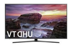 "Samsung UN58MU6070FXZA Flat 58"" LED 4K UHD 6 Series SmartTV"