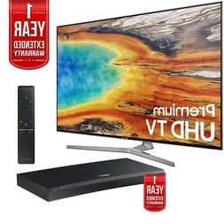 """Samsung UN65MU9000FXZA 65"""" 4K Ultra HD Smart LED TV"""