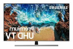 "Samsung UN65NU8000FXZA Flat 65"" 4K UHD 8 Series Smart LED TV"