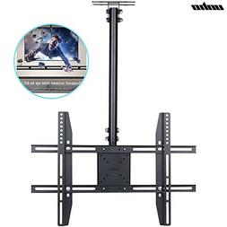 """uhno UNHO Adjustable Ceiling TV Mount Fits Most 26-65"""" LCD L"""
