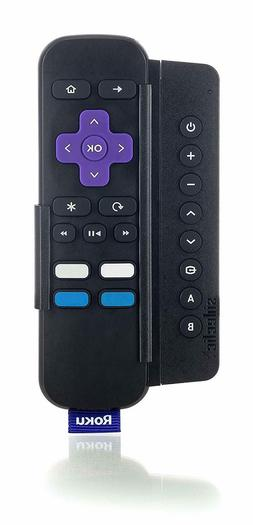 Sideclick Universal Remote Control Attachment for  Roku® st