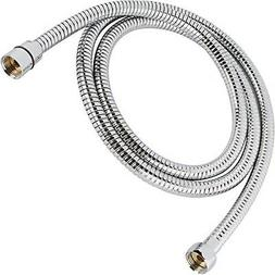 Universal 60 Inch Flexible Shower Hose - Extra Long, Stainle