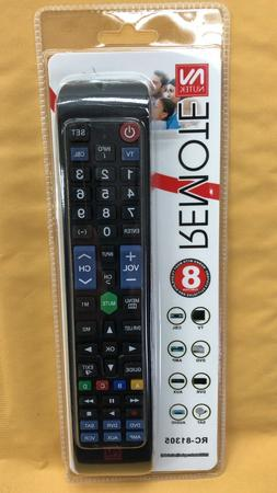Universal Replaced remote for Samsung Hisense Curtis RCA JVC
