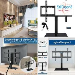 Mounting Dream Universal Table Top Swivel Tv Stand For 42-60