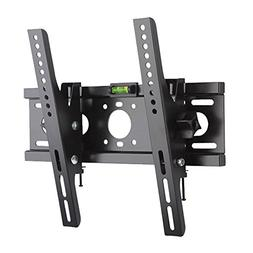Acdibca Universal TV Mount, Slim Low Profile Secure Mounting