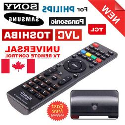 Universal TV Remote LCD/LED/HD/3D For SAMSUNG LG SONY PHILIP