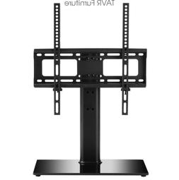 """Universal TV Stand with Swivel Mount Base for 27""""-55"""" TVs"""
