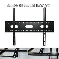 Universal VESA Slim Lcd Led Plasma Flat Tv Wall Mount Bracke