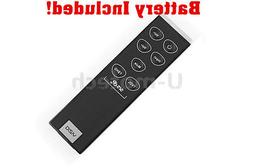 US NEW Genuine Vizio VSB200 Soundbar Remote - 90207123602