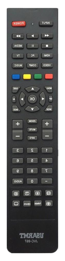 US New Remote Control JVC-997 Replaced Fit For most of JVC L
