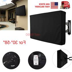 """US Outdoor TV Cover Waterproof Protector for 30""""-58"""" LCD LED"""