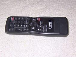 Vintography HITACHI VCR Remote Control VT-RM4530A N9354UD