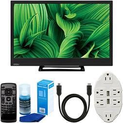 "Vizio D24hn-E1 D-Series 24"" Class Edge-Lit LED Smart TV + Tr"
