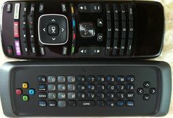 NEW VIZIO XRT302 Smart Qwerty Keyboard Remote Control E701i-